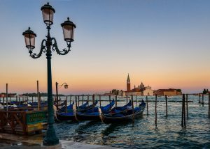travel in Venice
