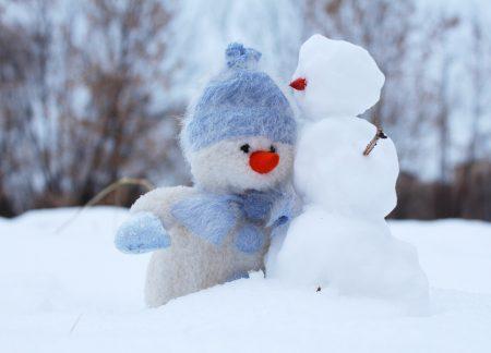 Tavel in snowy season