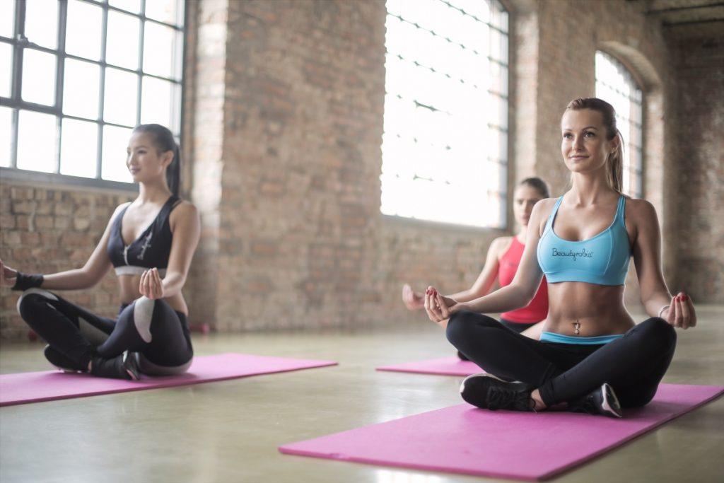 瑜伽初學者該如何選適合自己的瑜伽教室?