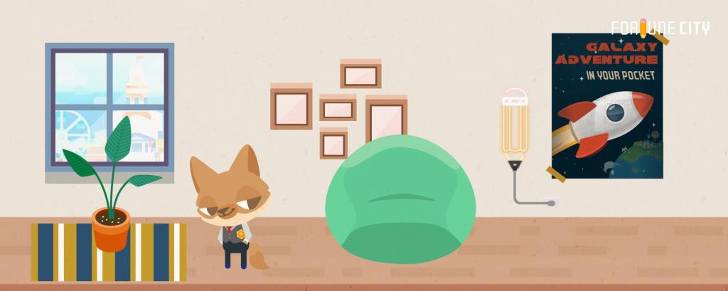 拼貼你的夢想生活 - 遊戲畫面