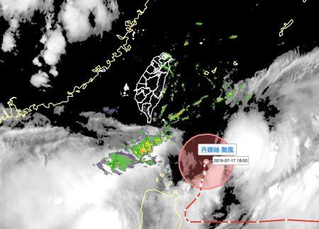颱風洪水險