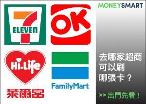 無腦刷超商!這 3 家銀行,4 大便利商店都可刷(含各家可刷信用卡、支付總整理)