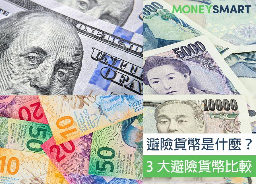什麼是避險貨幣、有哪些?下一個潛力股是誰