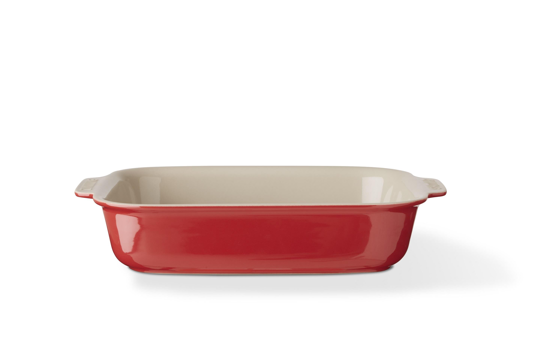 陶瓷雙色烤盤