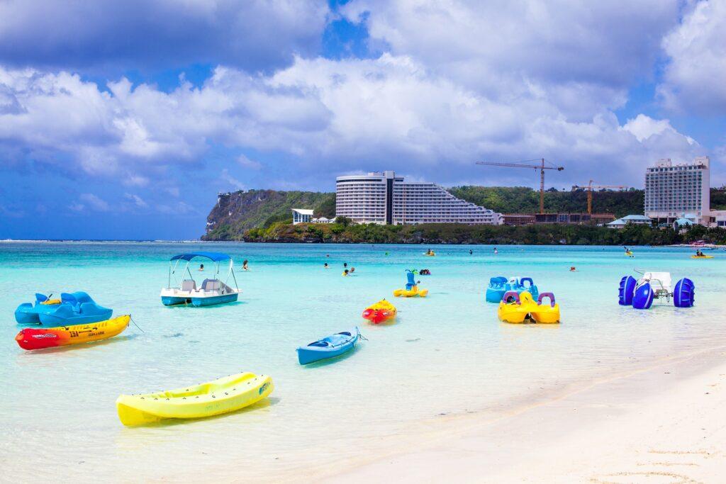 關島疫苗接種旅遊計畫